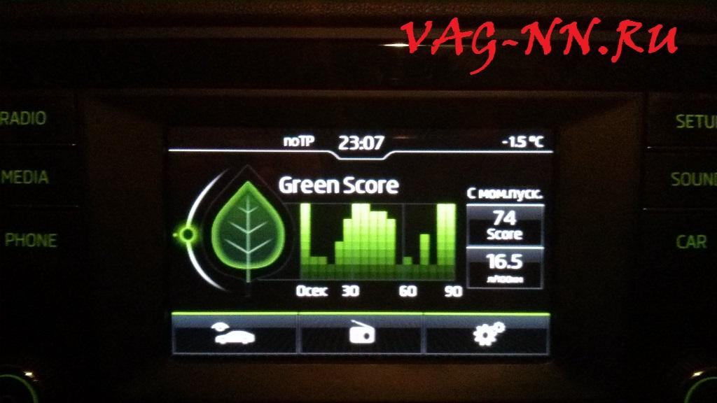 Rapid Green Score