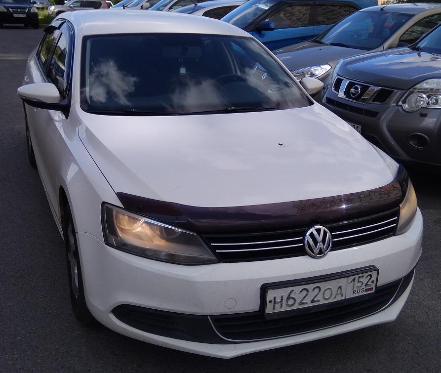 ЧИП-ТЮНИНГ VW JETTA CFNB 85 л.с.